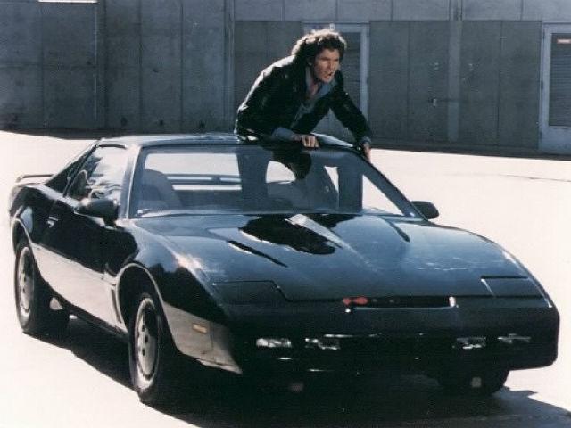 "Pontiac Trans-Am: KITT ""Knight Rider"" Sejati"
