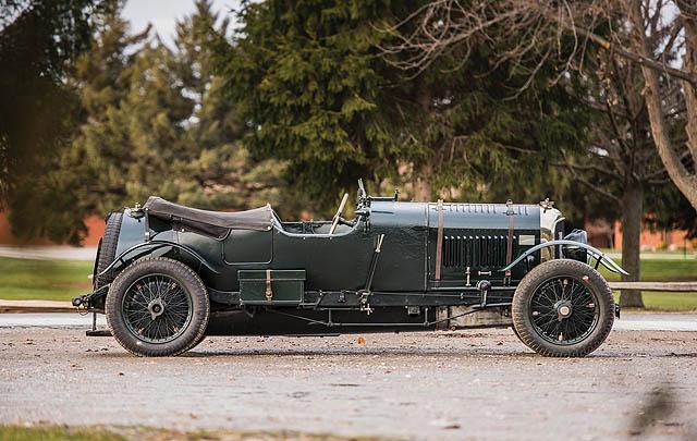 Bentley Le Mans Sports Bersejarah Segera Dilelang