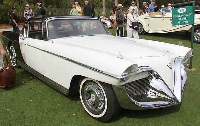 Konsep Retro Unik: Cadillac Die Valkyrie 1953