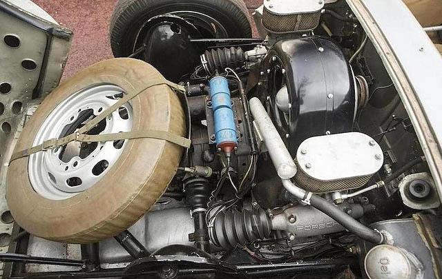 Inilah Porsche 550 Spyder Termahal di Dunia