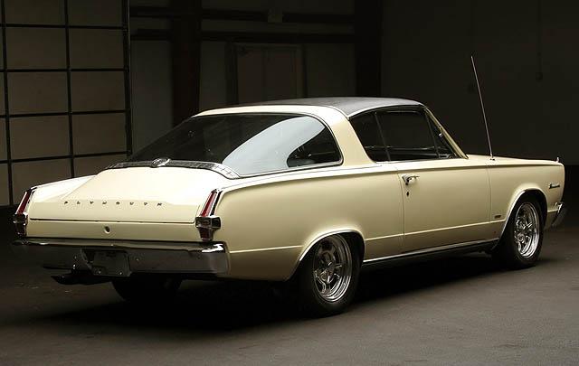 Klasik & Langka: Plymouth Barracuda 1964 - OTOBLITZ NET | OTOBLITZ NET