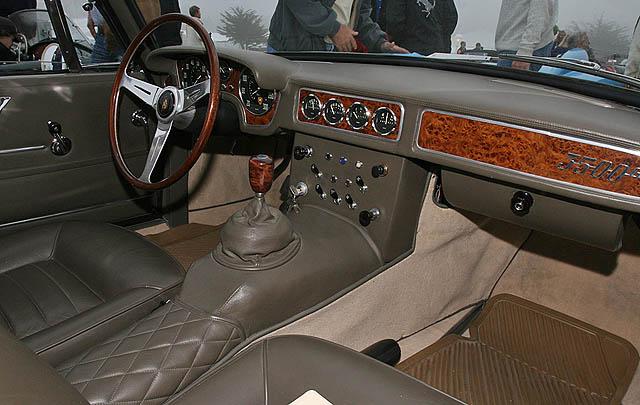 Konsep Retro Unik: Lamborghini 3500 GTZ 1965