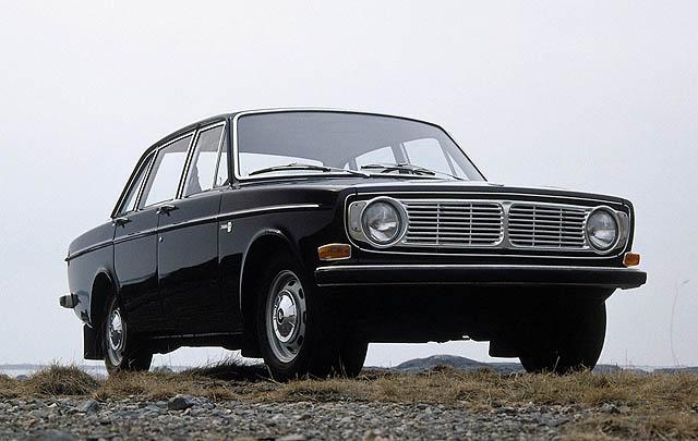 Volvo Seri 140 Rayakan Hari Jadi ke-50