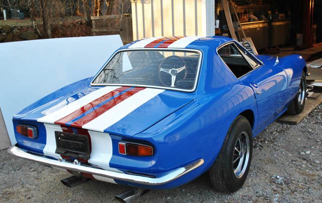 Intermeccanica Italia 1967 Super-Langka Dijual