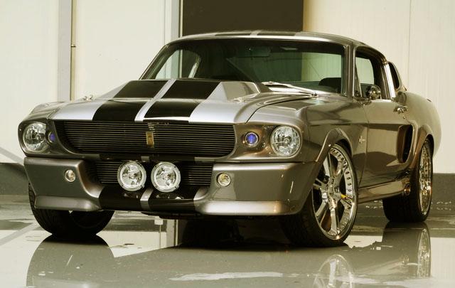 Mustang 'Eleanor' dari 'Gone in 60 Seconds' Siap Dilelang