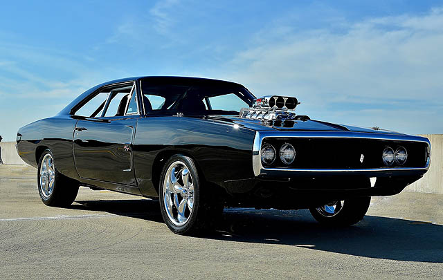 Dodge Charger eks 'Fast and Furious' Siap Dilelang