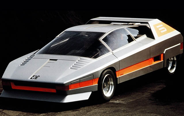 Konsep Retro Unik: Alfa Romeo Navajo 1976