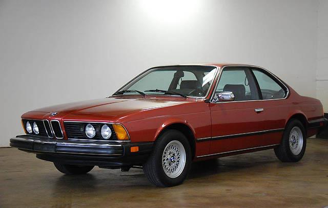 BMW 633 Csi 1979 Super-Mulus Ini Dijual