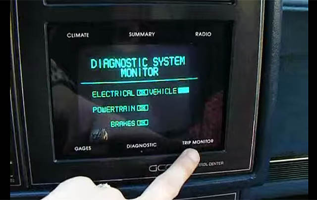 Ini Dia Fitur Touchscreen Pertama untuk Mobil (Video)