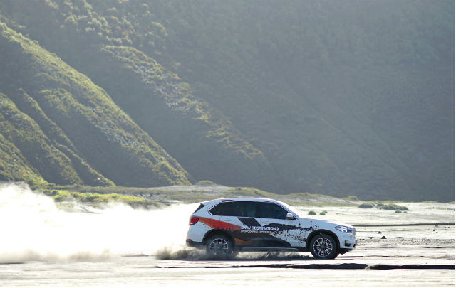 "BMW Destination X Bromo: ""Whispering (and Wuthering) Sands...."""