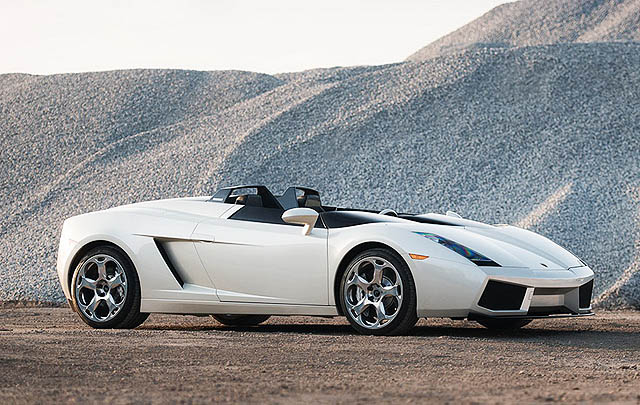 'The One & Only' Lamborghini Concept S Siap Dilelang
