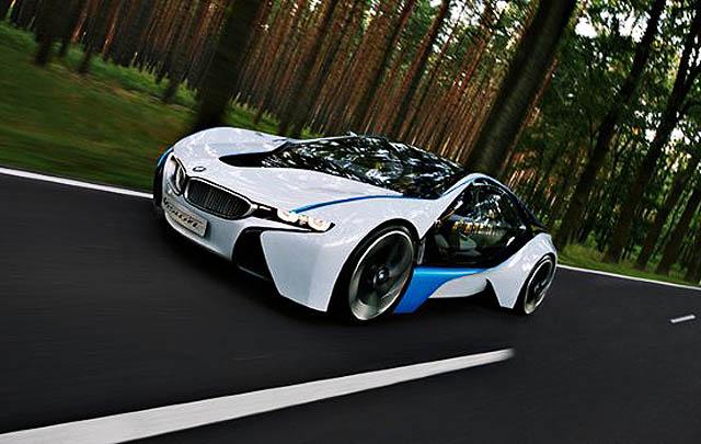 Ini Dia Jajaran Mobil Konsep Terbaik BMW