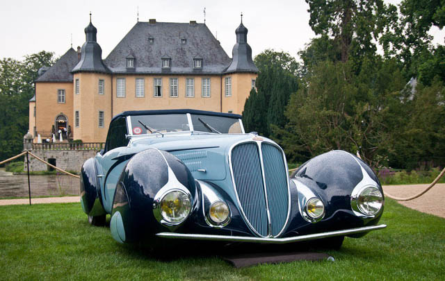 Highlights dari Schloss Dyck Classic Days 2014
