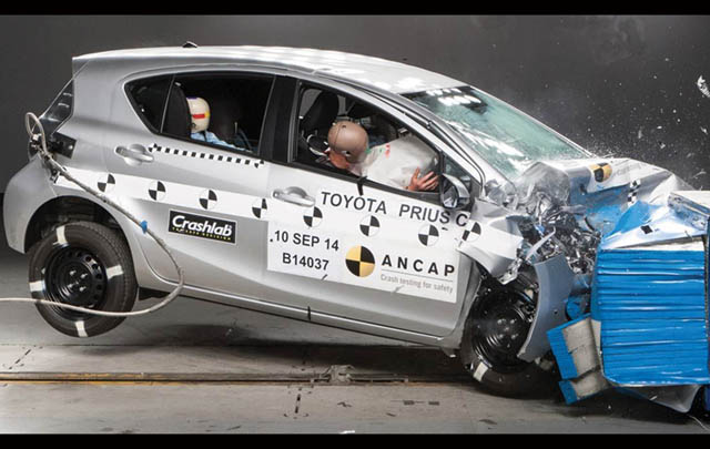 Honda Accord Raih Bintang 5 Penghargaan ANCAP