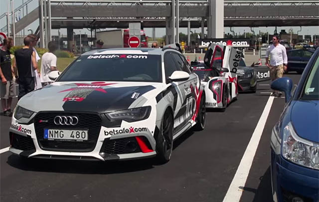 Video Dokumenter: Gumball 3000 Rally 2014