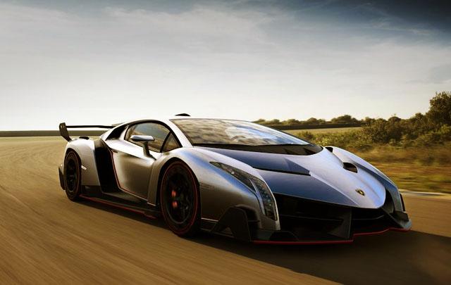 10 Desain Lamborghini Terunik Sepanjang Masa