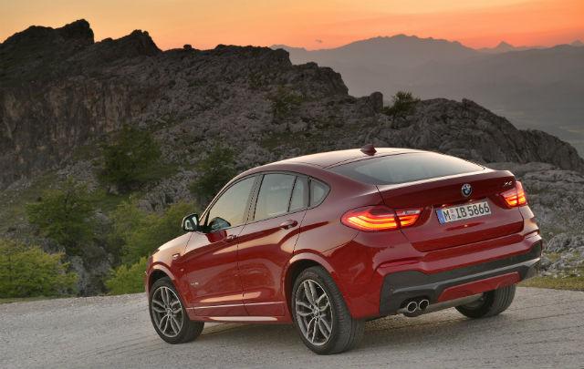 Maret 2018,  BMW Hentikan Produksi X4 Generasi Pertama