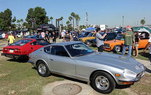 Car Show 2015 >> Japanese Classic Car Show 2015 Sukses Digelar Otoblitz Net