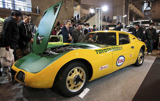 Highlights dari Tokyo Auto Salon 2015