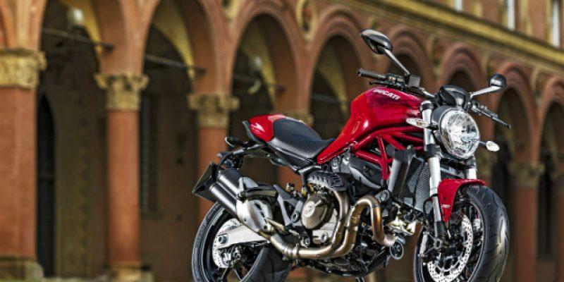 First Ride | 2016 Ducati 821: Monstrolicious