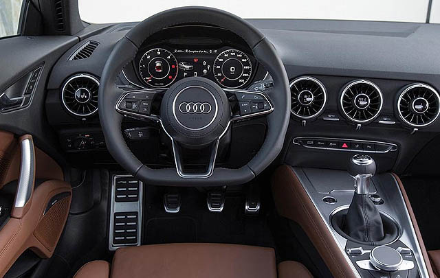 All New Audi TTS Debut di GIIAS 2016
