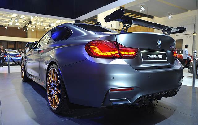 GIIAS 2016, BMW Group Hadirkan New BMW M4 GTS Coupé