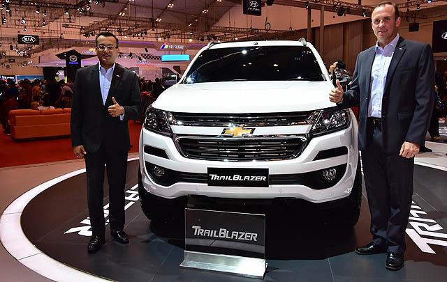 All-New Chevrolet Captiva Resmi Debut di GIIAS 2016