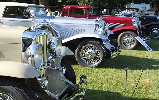 Packard & Talbot-Lago Raih 'Best in Show' di Concours of America 2016