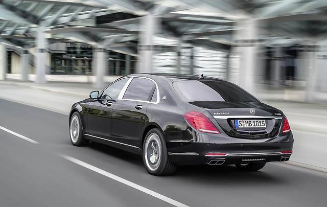 Ini Bocoran Harga Mercedes-Maybach S600 Terbaru