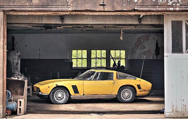 RM Sotheby's London 2016 Siap Lelang Barisan Mobil Langka