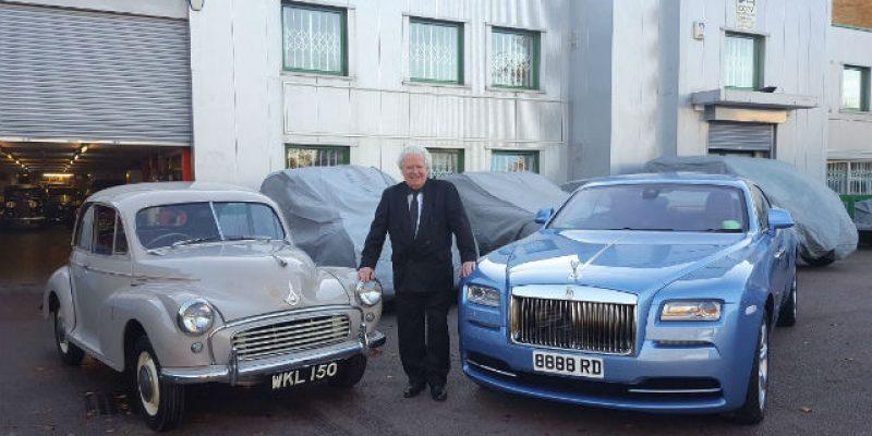 Rodger Dudding: Kolektor Mobil Klasik Terbesar di Inggris
