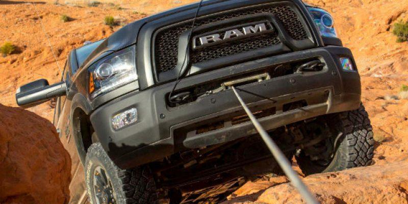 Ram 2500 Power Wagon 2017: Big Heavy Capable