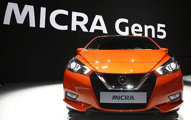 All New Nissan Micra Resmi Meluncur di Paris Motor Show 2016