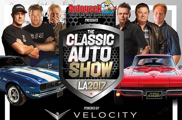 Edisi Perdana The Classic Auto Show 2017 Siap Digelar
