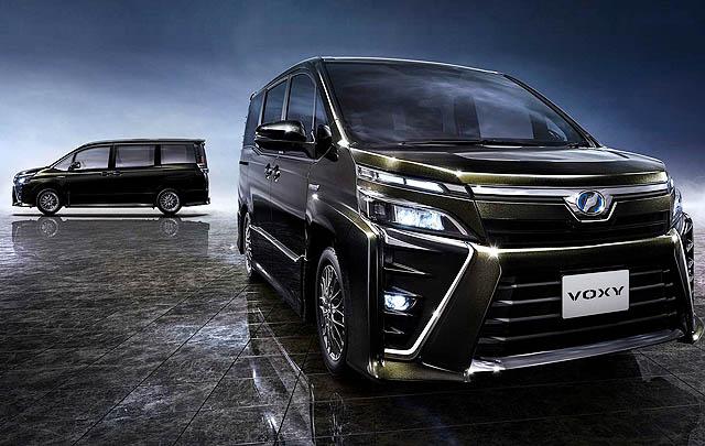 Toyota Voxy Siap Hadir di GIIAS 2017