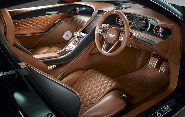 Bentley Exp 10 >> Bentley Exp 10 Speed 6 Siap Diproduksi Otoblitz Net