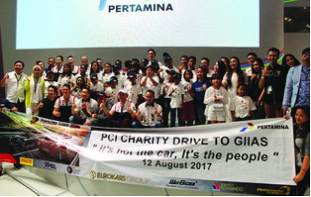 PCI Ramaikan GIIAS 2017
