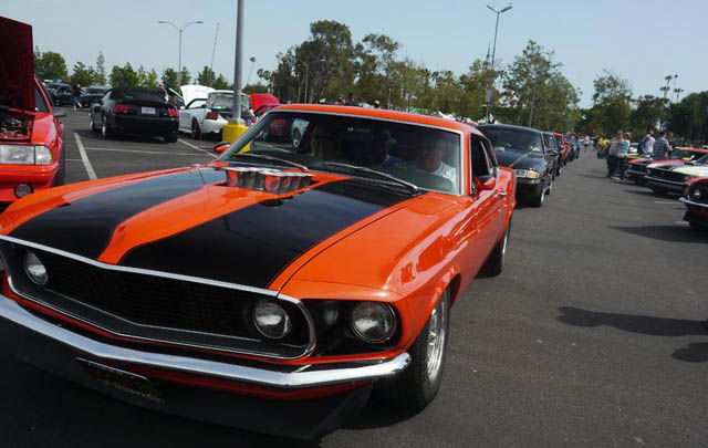 Ford Mustang Dominasi Ajang 29th Fabulous Fords Forever