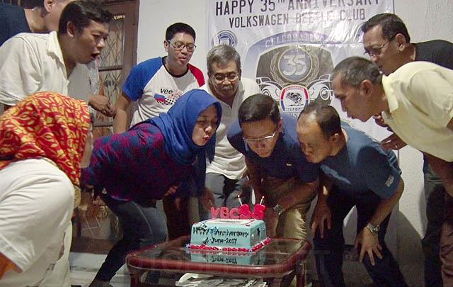35 Tahun VBC, Terus Eksis di Dunia Otomotif Indonesia