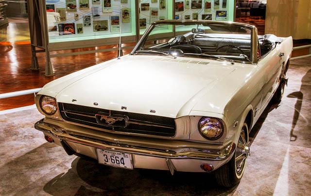 50 Tahun Ford Mustang: Sejarah Si 'Mobil Poni'