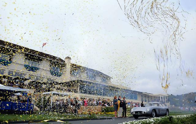 Inilah Jawara Pebble Beach Concours d'Elegance 2014
