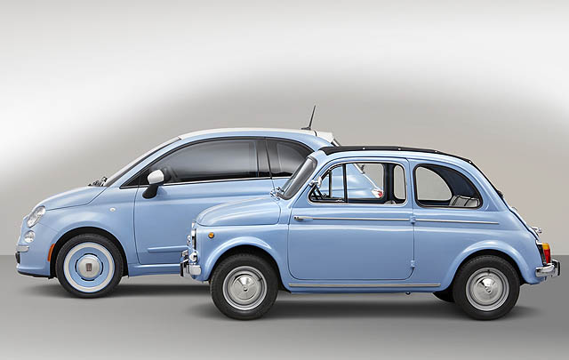 60 Tahun Fiat 500: 'Ikon Mungil' dari Italia