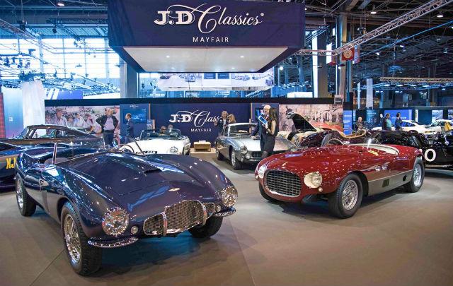 Salon Rétromobile Paris 2018: Bernostalgia Bersama Legenda Otomotif Dunia