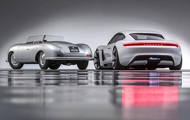 Mobil Sport Porsche Masuki Usia 70 Tahun