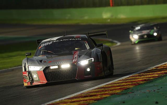 Audi Kembali Menangkan Ajang 24 Hours of Spa