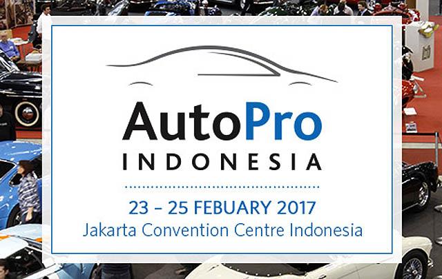 Pameran Aftermarket & Modifikasi AutoPro Indonesia 2017 Siap Digelar