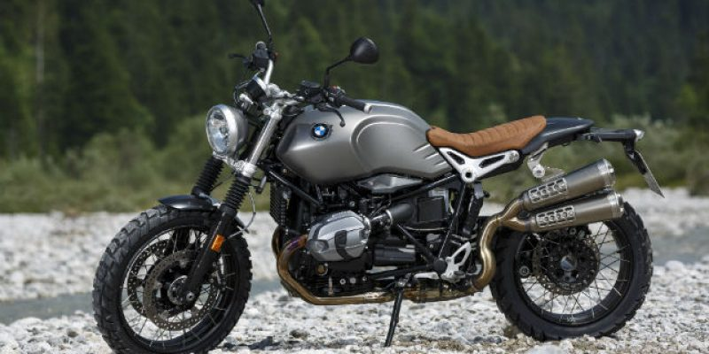 "FIRST LOOK | BMW R nineT Scrambler: ""Feel The Vibration"""
