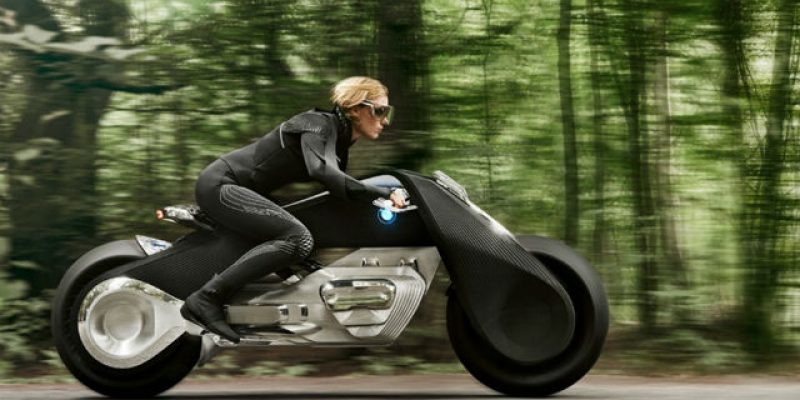 "BMW Motorrad Vision Next 100: ""Getting Advance"""