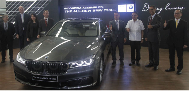 Inilah Pemenang BMW Excellence in Sales dan National Skills Competition of Excellence 2018
