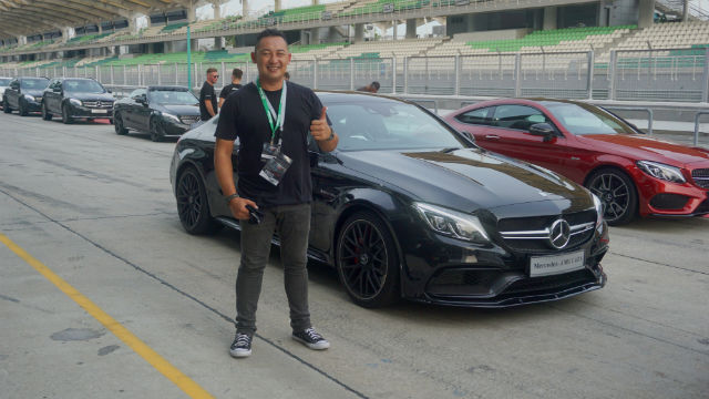 "Driving Experience with Mercedes-Benz AMG Sepang 2017: ""No Limit Through Horizon"""